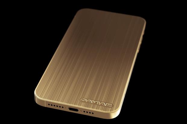 Caviar odhalil iPhone 12 Pro Stealth. Placka ztitanu postrádá fotoaparáty