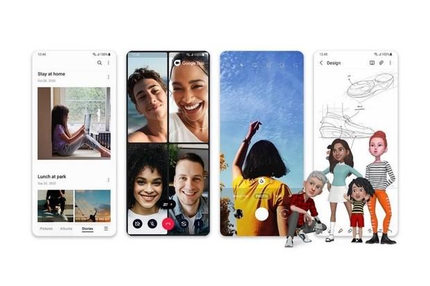 Samsung dnes vypouští Android 11 pro řadu Galaxy S20. Co přináší One UI 3?
