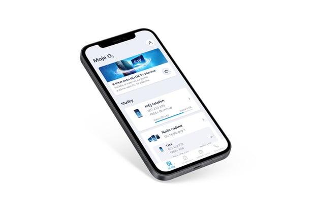 O2 představilo novou aplikaci Moje O2. Přináší nové funkce i vánoční nadílku