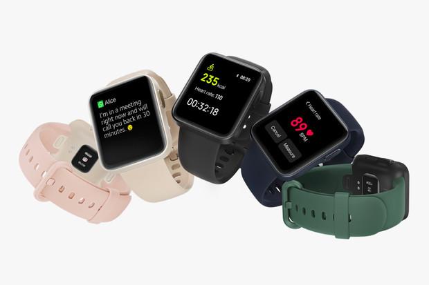 Xiaomi Mi Watch Lite lákají na příznivou cenu a podporu GPS