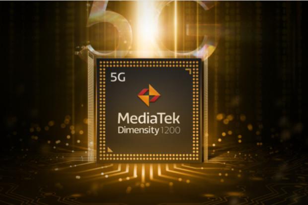 MediaTek představuje 6nm procesor Dimensity 1200 s podporu až 168Hz displeje