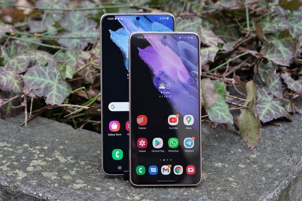 Samsung pošle One UI 3.1 na spoustu starších telefonů