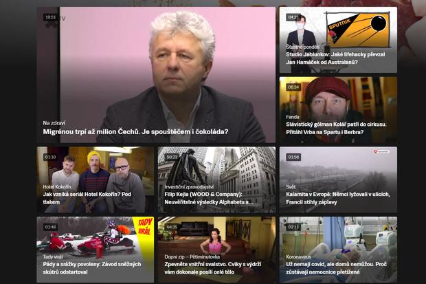 Seznam.cz uvádí placené předplatné Televize Seznam, co nabídne?