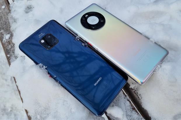Jak šel čas: duel fotoaparátů Huawei Mate 20 Pro (2018) vs. Huawei Mate 40 Pro (2020)
