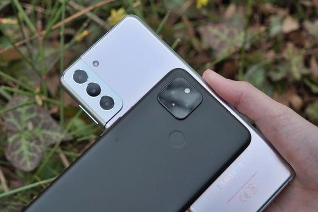 Který fotí lépe? Srovnání Samsungu Galaxy S21+ a Google Pixelu 4a 5G