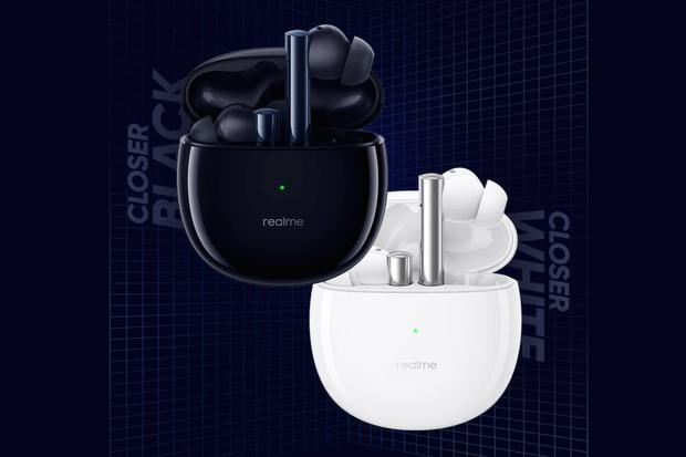 Příští týden Realme představí bezdrátová sluchátka Buds Air 2