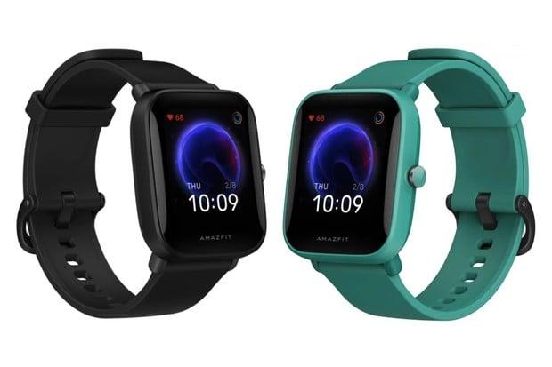 Jak se navzájem liší levné chytré hodinky Amazfit Bip U Pro a Amazfit Bip U?