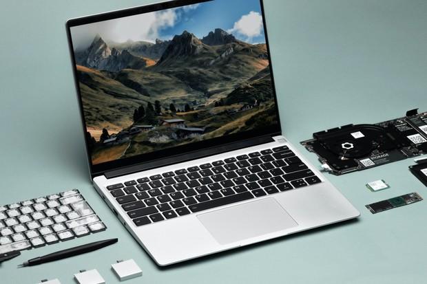 Framework Laptop je modulární notebook, který si opravíte na koleni