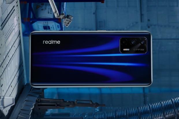 Realme GT jde do boje se Snapdragonem 888 a 120Hz AMOLED displejem