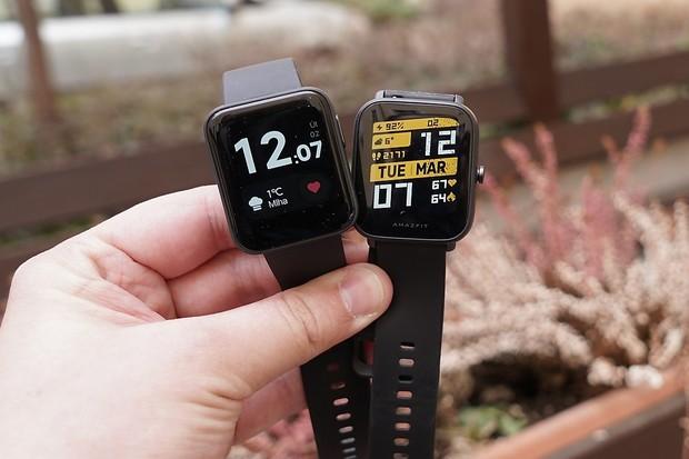 Souboj chytrých hodinek: Amazfit Bip U Pro vs. Xiaomi Mi Watch Lite