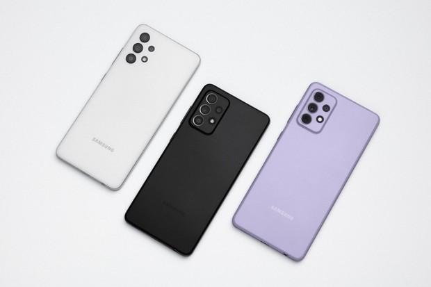 Nejúspěšnější Samsungy. Srovnání Galaxy A52, Galaxy A51 a Galaxy A50
