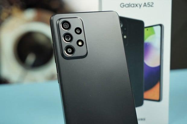 Detailní ukázka fotoaparátů Galaxy A52. Podívejte se, jak fotí 64Mpx snímač