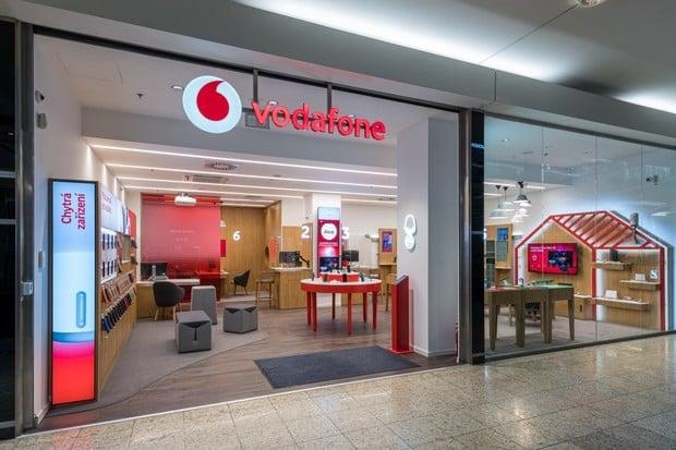 Samoobsluha Vodafonu si o víkendu odpočine. Připravte se s předstihem