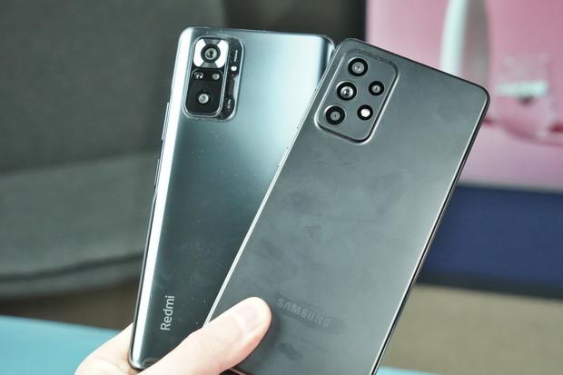 Samsung Galaxy A52 vs. Redmi Note 10 Pro: který fotí lépe?