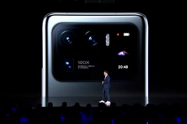 Co vše odhalila rozborka Xiaomi Mi 11 Ultra se sekundárním displejem?