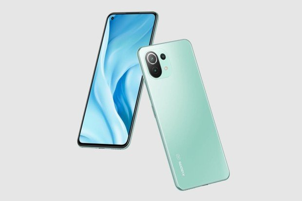 Xiaomi Mi 11 Lite je neuvěřitelně tenký a lehký telefon
