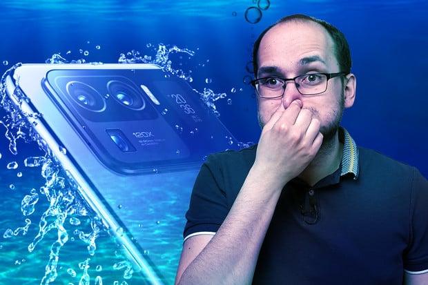 Utopený iPhone a špičkový Mi 11 Ultra