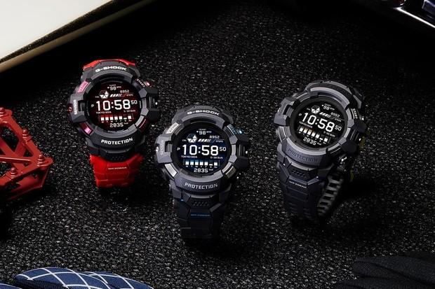 Nejodolnější chytré hodinky s Wear OS, přivítejte Casio G-Squad Pro