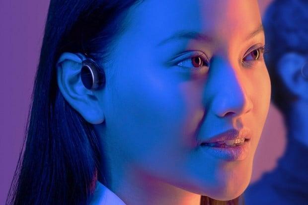 Na Kickstarteru se chystají futuristická sluchátka. Uši nejsou třeba