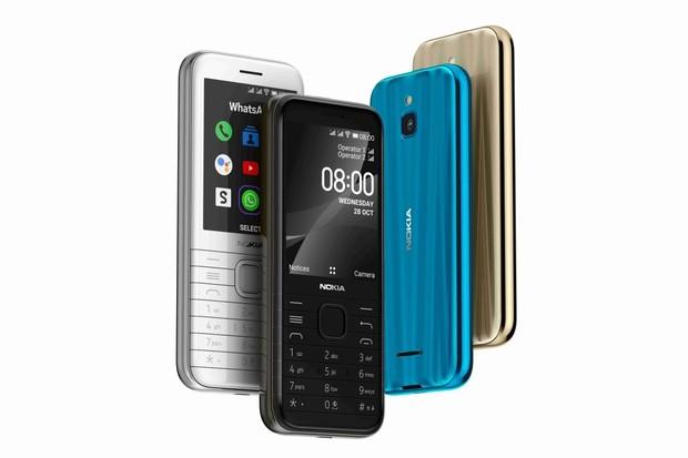 Nokia 8000 4G míří oficiálně na český trh. Cena je nakonec nastavena rozumně