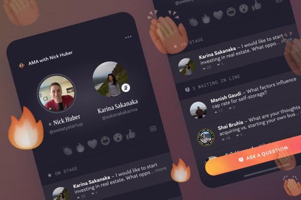 Služba Hotline je odpovědí Facebooku na popularitu Clubhousu