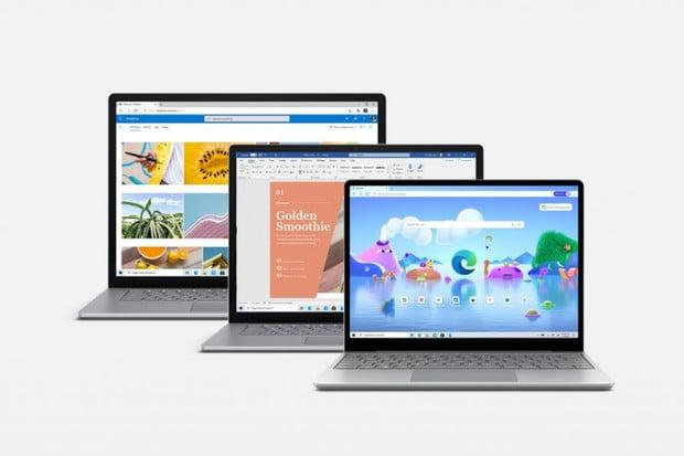 Microsoft odhalil Surface Laptop 4 sprocesory od Intelu i AMD a prodlouženou výdrží