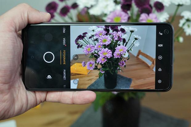 Jak správně fotit mobilem – speciální režimy