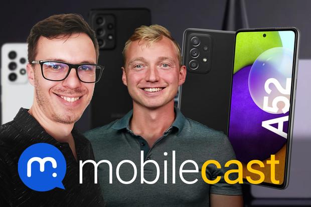 Sledujte mobilecast special! Vše o novinkách řady Galaxy A + soutěž