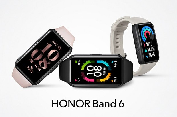 Nový fitness náramek HONOR Band 6 na první pohled zaujme velkým 1,47″ displejem