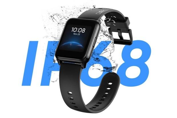 Realme Watch 2 jsou chytré hodinky odolávající vodě i prachu