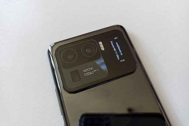 Xiaomi chystá špičkový telefon s UWB a selfie kamerkou pod displejem