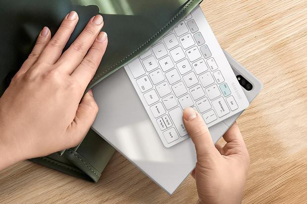 Samsung představuje Smart klávesnici Trio 500: efektivita kdekoli a kdykoli