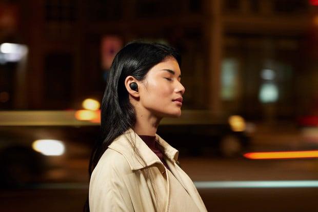 Sony uvádí nová bezdrátová sluchátka WF-1000XM4 s vylepšeným designem i ANC