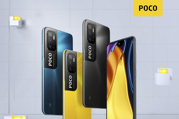 POCO představuje výkonný M3 Pro 5G a startuje POCO MANIA