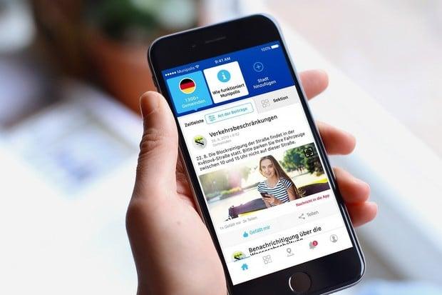 Mobilní Rozhlas proráží do Evropy, už funguje v Německu pod názvem Munipolis