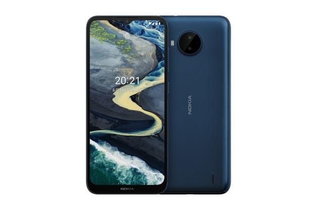 Nokia C20 Plus se pokusí zaujmout nízkou cenu a Androidem Go