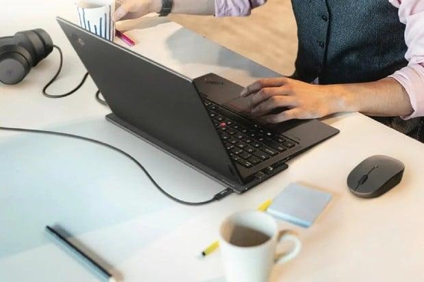 Lenovo chce bezdrátově napájet notebooky