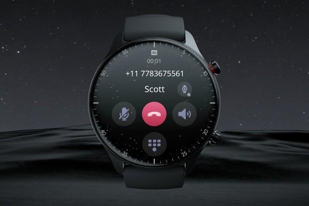 Amazfit GTR 2 LTE přicházejí. Chytré hodinky, které fungují i bez telefonu