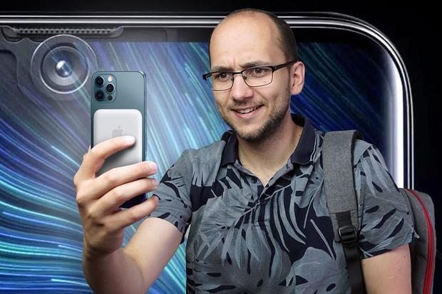 iPhone 12 dostal batoh, ohebné telefony zlevní