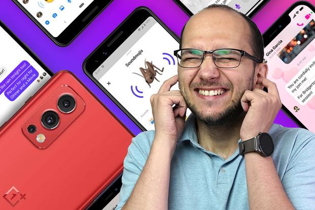 OnePlus představil Nord 2, Facebook budoucnost emoji