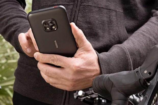 Nokia XR20  kombinuje 5G, zvýšenou odolnost a dlouhou podporu