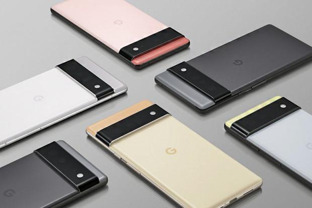 Google postupně odhaluje Pixel 6 (Pro) a procesor ušitý na míru