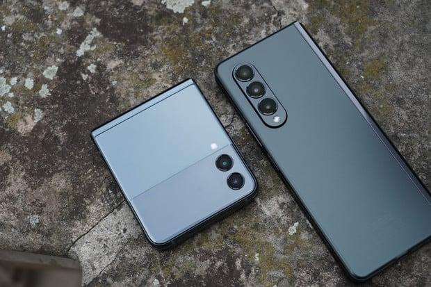 Nejnovější generace ohebných Galaxy Z klade větší důraz na ochranu baterie