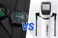 Medimos la grasa en un dispositivo profesional y comparamos los resultados con el Galaxy Watch4