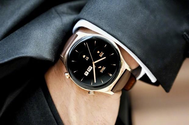 Honor Watch GS3 se postupně odhalují. Půjde o nejelegantnější hodinky?