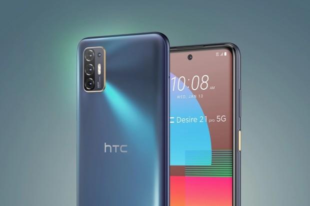 Pamatujete si na HTC? Na českém trhu se objevila jeho novinka Desire 21 Pro 5G