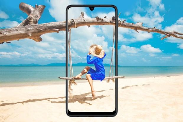 Samsung Galaxy M22 má AMOLED displej a 48Mpx fotoaparát