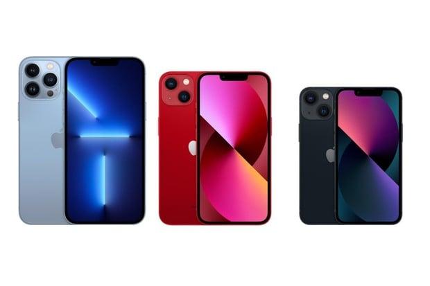 Známe ceny nových iPhonů 13. Jsou vyšší než loni?
