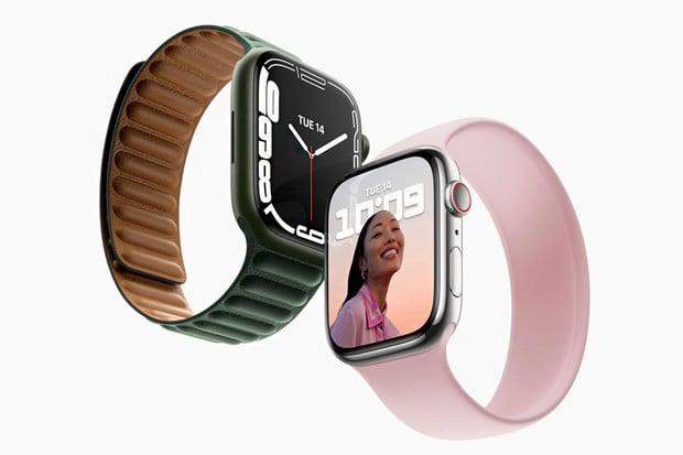 """Přivítejte Apple Watch 7 s rychlejším nabíjením a """"bezrámečkovým"""" displejem"""