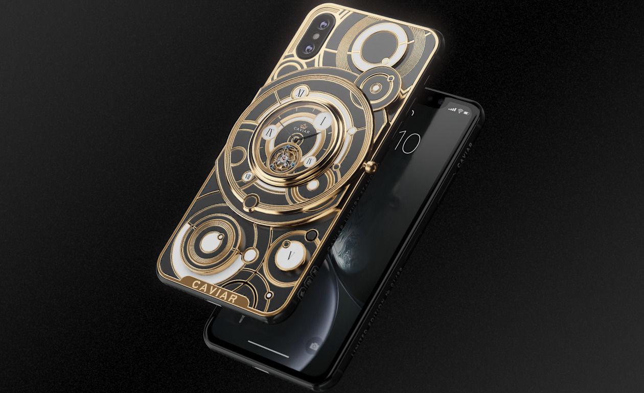 iPhone Xs Caviar Grand Complications